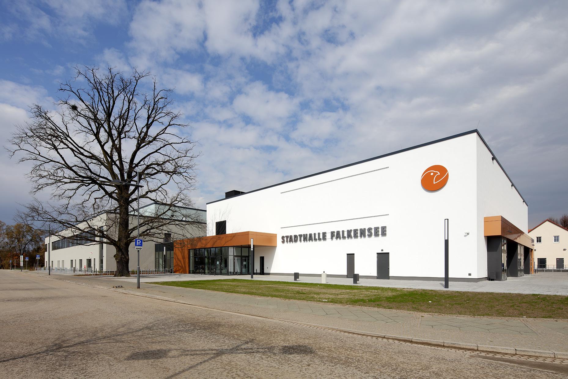 Stadthalle Falkensee